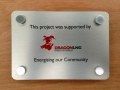 aluminium signs, signage, signs, pembrokeshire, haverfordwest