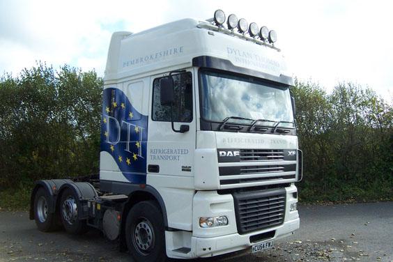 Lorry Graphics