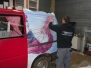 Vehicle Wrap - Jackie Morris