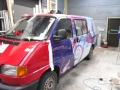 Vehicle wraps Pembrokeshire South Wales