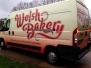 Vehicle Wrap - Welsh Bakery