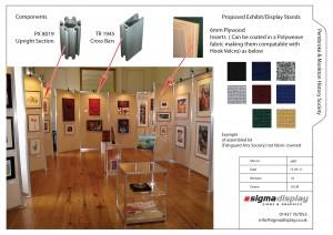 exhibition displays, modular displays