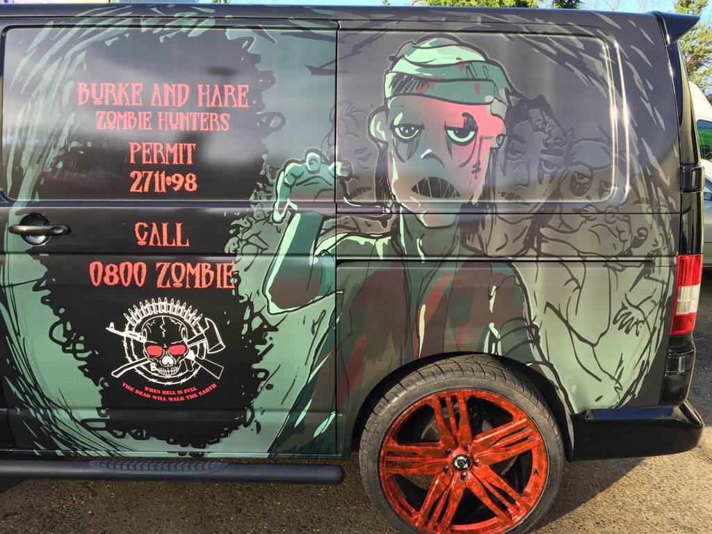 van wrap, car wraps, geaphics