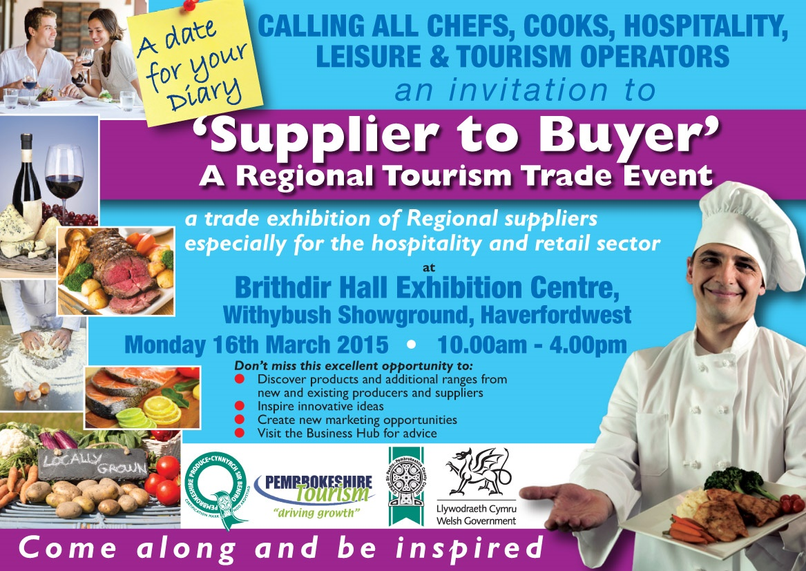 Business Trade Events Pembrokeshire